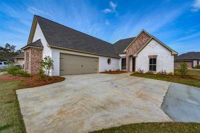 Flowood Single Family Home For Sale: 500 Treasure Cv