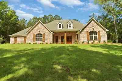 Single Family Home For Sale: 124 Dogwood Trace