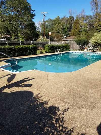 Mendenhall Single Family Home For Sale: 428 E Simpson Cir