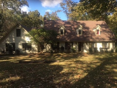 Canton Single Family Home Contingent: 665 Cherry Rose Ln