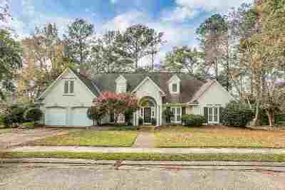 Madison Single Family Home For Sale: 308 Hillchase Dr