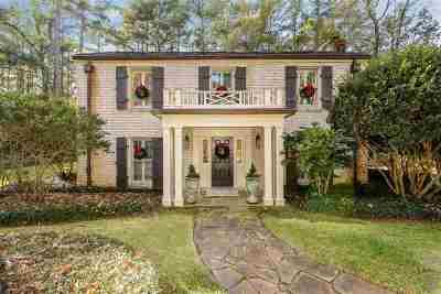 Madison Single Family Home Contingent: 1017 Jasper Cv