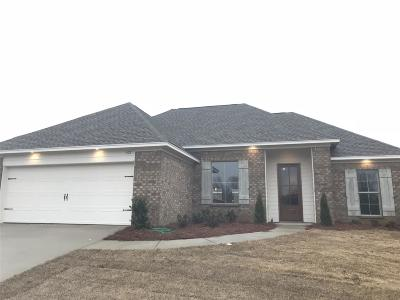 Canton Single Family Home For Sale: 302 Woodscape Cv