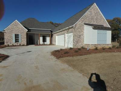 Madison Single Family Home For Sale: 210 First Colony Blvd #Lot 5