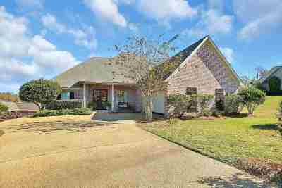 Brandon Single Family Home For Sale: 103 Serenity Ct
