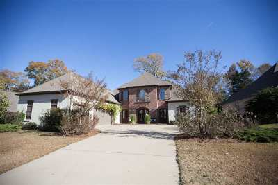 Madison Single Family Home For Sale: 396 St. Ives Dr
