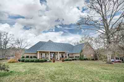 Simpson County Single Family Home For Sale: 206 Tugwell Rd