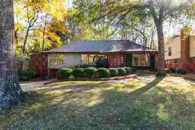 Jackson Single Family Home For Sale: 405 Wood Dale Dr