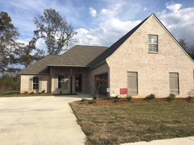 Canton Single Family Home For Sale: 216 Cooper Ln