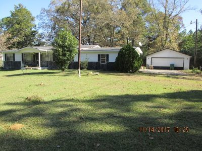 Leake County Single Family Home For Sale: 3786 N Hwy 35 Hwy