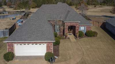 Pearl Single Family Home For Sale: 806 Cotton Ridge Dr
