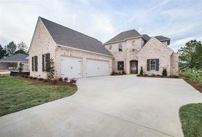 Madison Single Family Home For Sale: 125 Greenway Ln