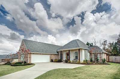 Flowood Single Family Home For Sale: 224 Bellamy Ct