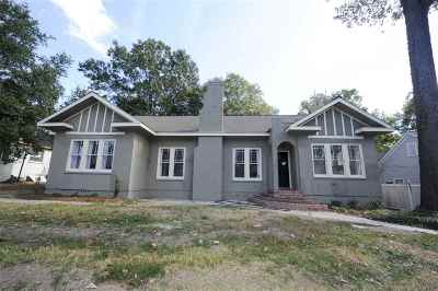 Jackson Single Family Home For Sale: 1828 Linden Pl