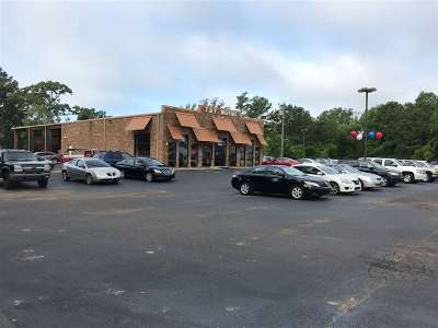 Rankin County Commercial For Sale: 5023 Hwy 80 East Hwy
