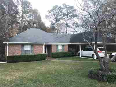 Florence, Richland Single Family Home Contingent: 107 Dogwood Dr