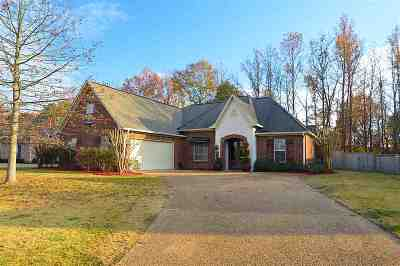 Madison Single Family Home For Sale: 604 Highleadon Pl