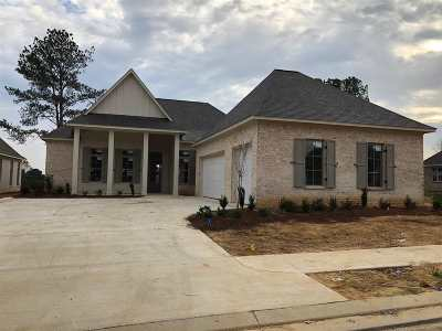 Madison Single Family Home For Sale: 124 Greenway Ln