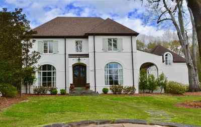 Ridgeland Single Family Home For Sale: 208 Silas Trace