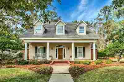 Brandon Single Family Home For Sale: 402 Daniel Dr