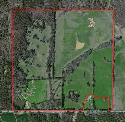 Residential Lots & Land For Sale: Davis Crossing Rd