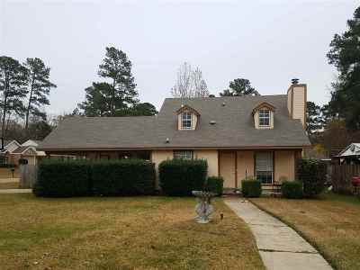 Brandon Single Family Home For Sale: 2030 Red Oak Dr