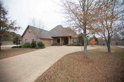 Canton Single Family Home For Sale: 107 Windward Way