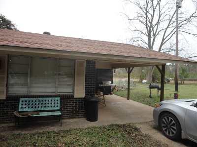 Mendenhall Single Family Home For Sale: 400 Emmitt Brown Rd