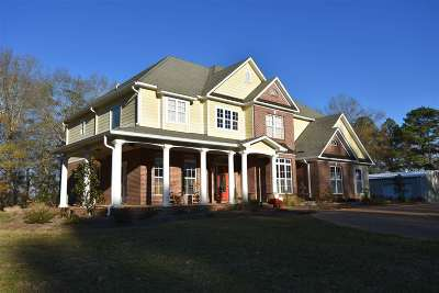 Florence, Richland Single Family Home For Sale: 949 Loflin Rd