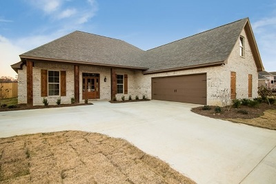 Richland Single Family Home For Sale: 331 Bullock Cir