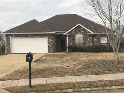 Florence, Richland Single Family Home For Sale: 115 Copper Ridge Ln
