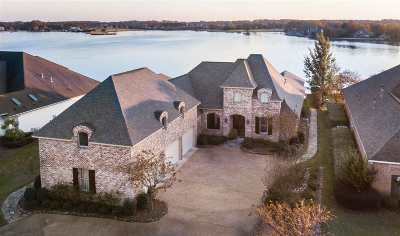 Lake Caroline Single Family Home For Sale: 224 Belle Pointe