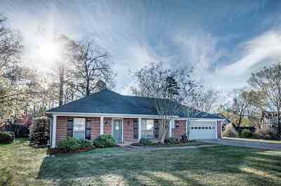 Flowood Single Family Home For Sale: 4009 Bay Bridge Dr