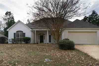 Madison County Single Family Home For Sale: 411 Meadowgreen Ln
