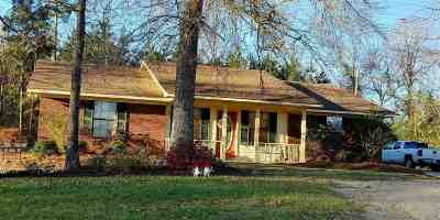 Mize Single Family Home For Sale: 105 Scr-70