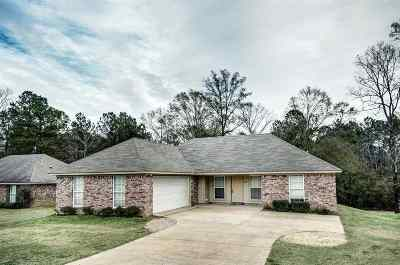 Byram Single Family Home For Sale: 239 Gaddy Dr