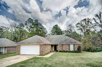 Byram Single Family Home For Sale: 235 Gaddy Dr