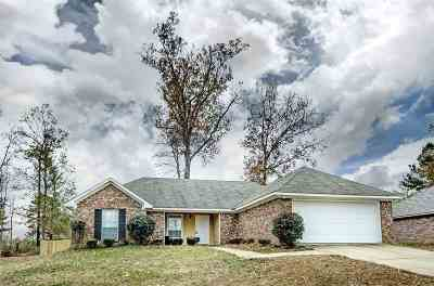 Byram Single Family Home For Sale: 164 Gaddy Dr