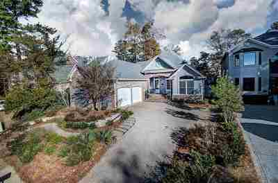 Ridgeland Single Family Home For Sale: 114 Overlook Pt Cir