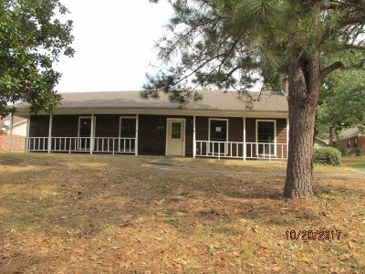 Ridgeland Single Family Home For Sale: 704 Greenfield Dr