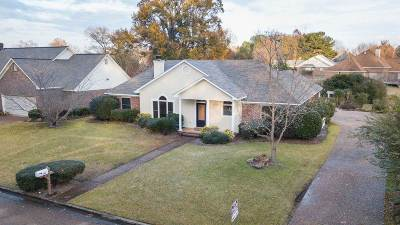 Ridgeland Single Family Home Contingent: 148 Trace Ridge Dr