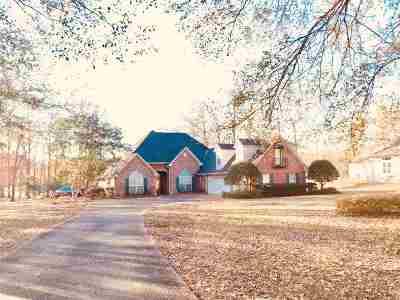 Brandon Single Family Home For Sale: 127 Buckingham Pl