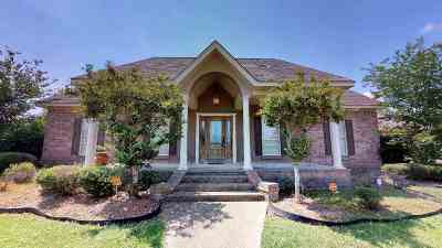 Single Family Home For Sale: 101 Oak Hill Blvd