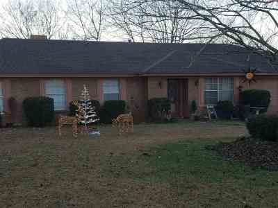 Canton Single Family Home For Sale: 881 Way Rd