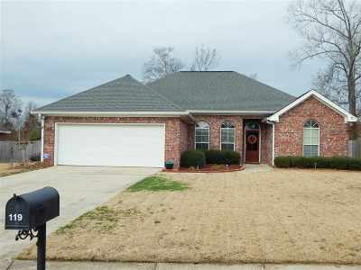 Florence, Richland Single Family Home For Sale: 119 Copper Ridge Ln