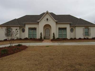 Flowood Single Family Home For Sale: 121 Lineage Ln