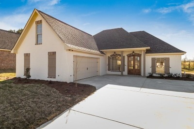 Canton Single Family Home Contingent: 134 Sweetbriar Cir