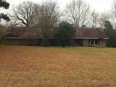 Mendenhall Single Family Home For Sale: 4247 Hwy 13 None