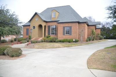 Madison Single Family Home For Sale: 121 Belle Terre Dr