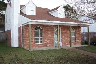 Byram Single Family Home For Sale: 2006 Fox Hill Ln